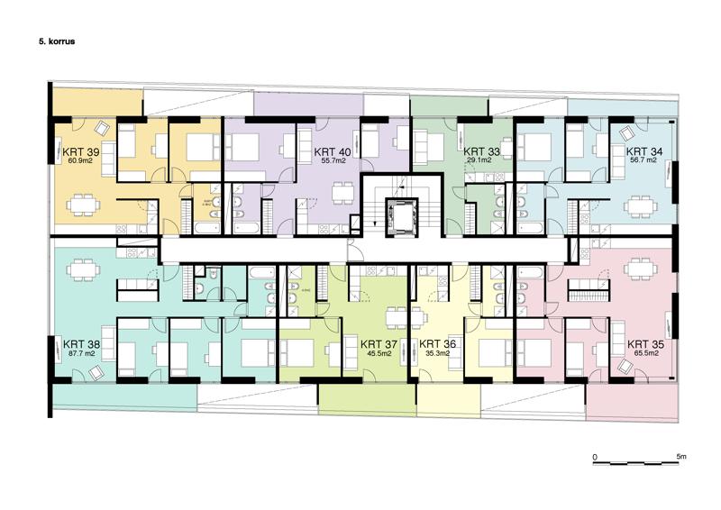 Siili 8 korrus 5